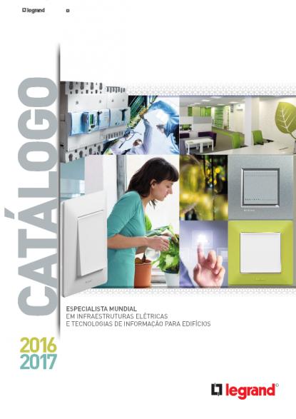 a58aa838042 Faça aqui o download do Catálogo Geral do especialista mundial em  infraestruturas eléctricas e tecnologias de informação para edifícios.